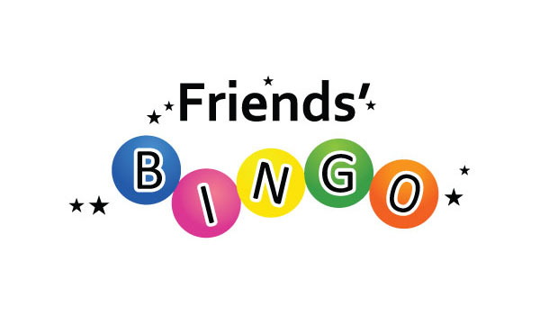 Friends' Bingo